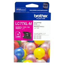 Brother LC77XL-M Magenta Extra High Yield (Genuine)