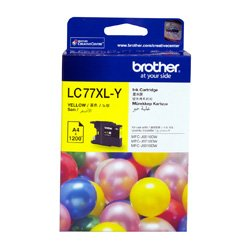 Brother LC77XL-Y Yellow Extra High Yield (Genuine)