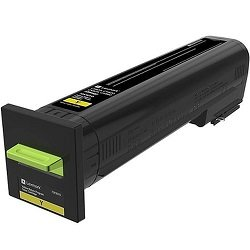 Lexmark 72K60Y0 Yellow (Genuine)