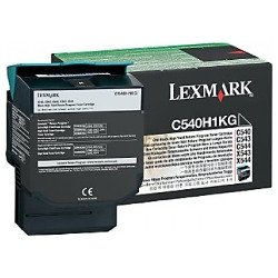 Lexmark C540H1KG Black High Yield Prebate (Genuine)