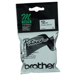 Brother M-K231 Black on White (Genuine)