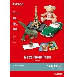 Canon MP-101A3 White A3 Specialty Paper