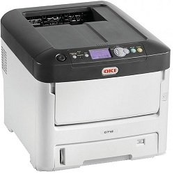 Oki C712n Colour Laser Printer