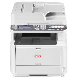 Oki MB472dnw Multifunction Mono Laser Wireless Printer + Duplex