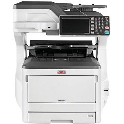 Oki MC853dn Multifunction Colour Laser Printer + Duplex