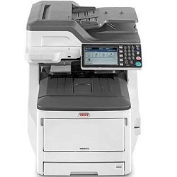 Oki MC873dn Multifunction Colour Laser Wireless Printer + Duplex