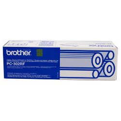 Brother PC-302RF 2 Pack Bundle (Genuine)