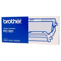 Brother PC-501 Black (Genuine)
