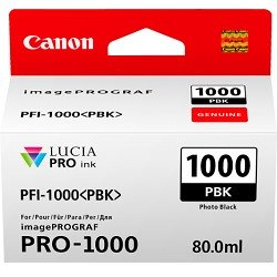 Canon PFI-1000PBK Photo Black (Genuine)