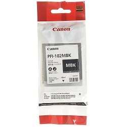 Canon PFI-102MB Matt Black (Genuine)