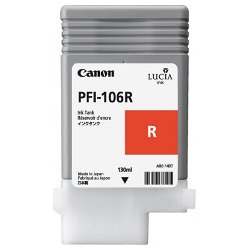 Canon PFI-106R Red (Genuine)