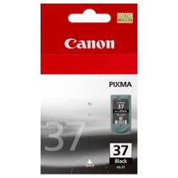 Canon PG-37 Black (Genuine)