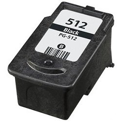 Remanufactured PG-512 Black High Yield