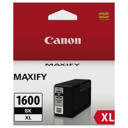 Canon PGI-1600XLBK Black High Yield (Genuine)