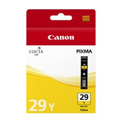 Canon PGI-29Y Yellow (Genuine)