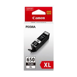 Canon PGI-650XLB Black High Yield (Genuine)
