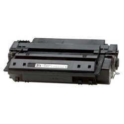 Remanufactured 51X Black High Yield (Q7551X)