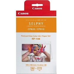 Canon RP-108 1 Pack Value Pack (Genuine)