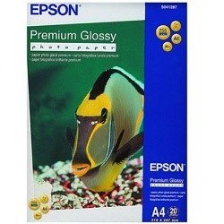 Epson S041287 White A4 Specialty Paper