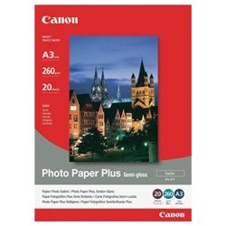 Canon SG-201A3 A3 Semi Gloss Photo Paper
