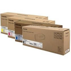 Toshiba T-FC34 4 Pack Bundle (Genuine)