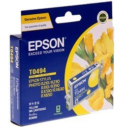 Epson T0494 Yellow (Genuine)
