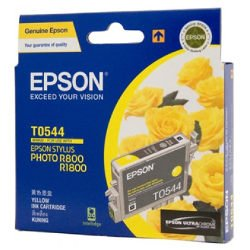 Epson T0544 Yellow (Genuine)