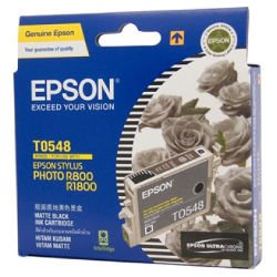 Epson T0548 Matt Black (Genuine)