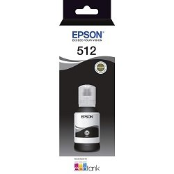 Epson T512 Black (Genuine)