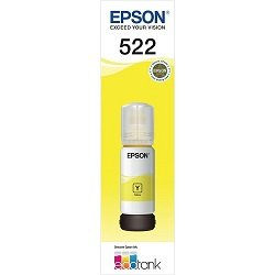 Epson T522 Yellow (C13T00M492) (Genuine)