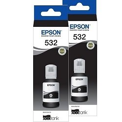 Epson T532 2 Pack Bundle (Genuine)