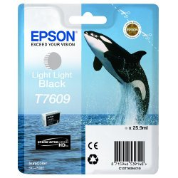 Epson T7609 Light Light Black (Genuine)