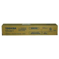 Toshiba T-FC28-Y Yellow (Genuine)