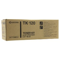 Kyocera TK-120 Black (Genuine)