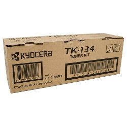 Kyocera TK-134 Black (Genuine)