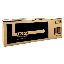 Kyocera TK-164 Black (Genuine)