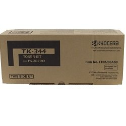 Kyocera TK-344 Black (Genuine)