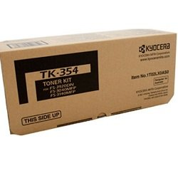 Kyocera TK-354B Black (Genuine)