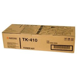 Kyocera TK-410 Black (Genuine)