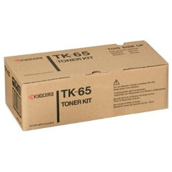 Kyocera TK-65 Black (Genuine)