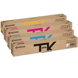 Kyocera TK-8119 4 Pack Bundle (Genuine)