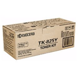 Kyocera TK-825Y Yellow (Genuine)