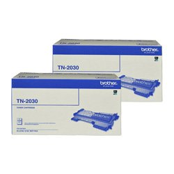Brother TN-2030 2 Pack Bundle (Genuine)