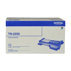 Brother TN-2250 Black High Yield (Genuine)