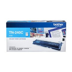 Brother TN-240C Cyan (Genuine)