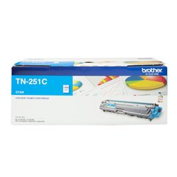 Brother TN-251C Cyan (Genuine)