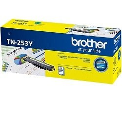 Brother TN-253Y Yellow (Genuine)