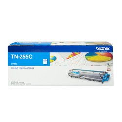Brother TN-255C Cyan High Yield (Genuine)
