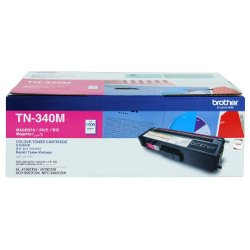 Brother TN-340M Magenta (Genuine)