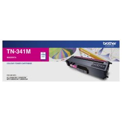 Brother TN-341M Magenta (Genuine)